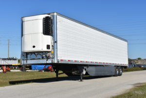 2012 53' Utility Thermoking Reefer For Sale 21