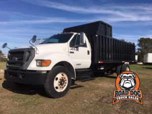 2004 Ford F650 XL For Sale 2