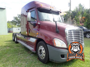 2012 Freightliner Cascadia 125 For Sale 12