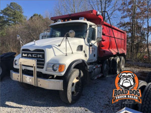 2004 Mack Granite CV713 Dump For Sale 3