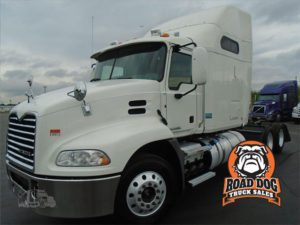 2012 Mack Pinnacle CXU613 For Sale