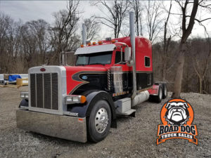 2005 Peterbilt 379EXHD For Sale