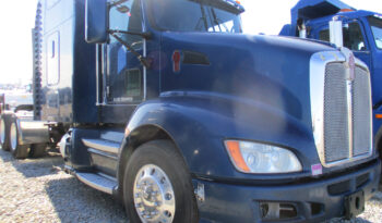 2009 KENWORTH T660 FOR SALE WITH CERTIFIED OVERHAUL full