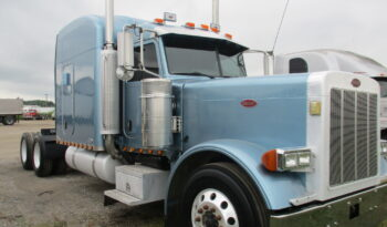 2006 PETERBILT 379 FOR SALE WITH ENGINE OVERHAUL full