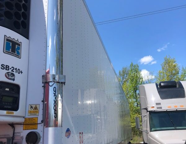 2011 UTILITY THERMOKING REEFER FOR SALE full