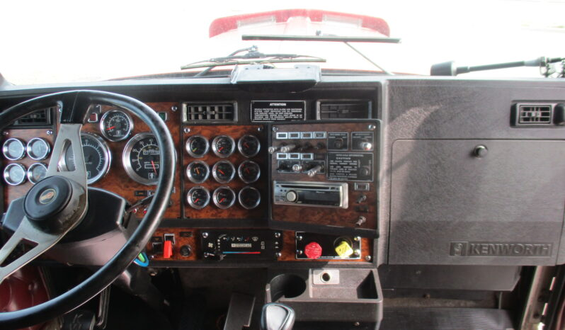 PRE-ELD 2000 KENWORTH W900L WITH ENGINE OVERHAUL full