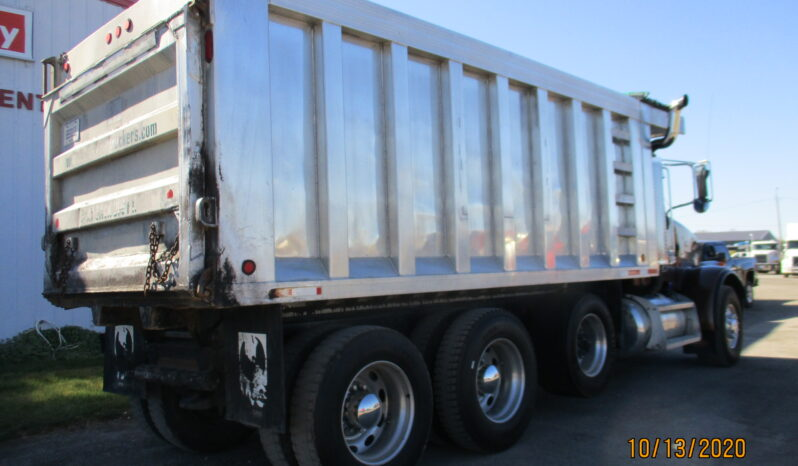 PRE-EMISSION! 2007 PETERBILT 357 TRI-AXLE FOR SALE full